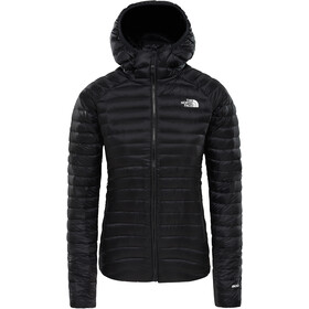 The North Face Impendor Down Hoodie Jacket Damen tnf black